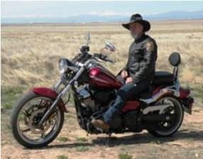 Star Motorcycle in Wyoming