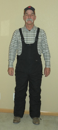 Motorcycle Overalls for Winter Riding
