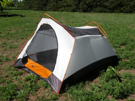 The best Motorcycle Camping Tent isn't that hard to pick