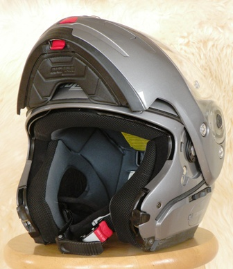 Nolan N103 Chin Guard Raised