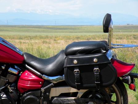 Roadstar raider saddlebags for Yamaha raider hard saddlebags