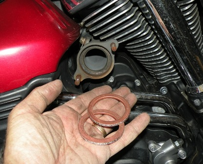 how to make chrome pipes black